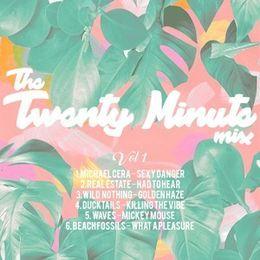 Ducko Mcfli - The Twenty Minute Mix (Vol 1) Cover Art