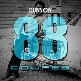 Dunson - 88 Coupes Freestyle Cover Art