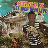 Duvon The Producer Gold - See Weh Dem Live Cover Art