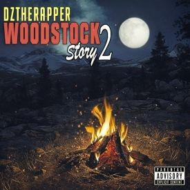 Dztherapper - Woodstock story 2 camp Fires  Cover Art