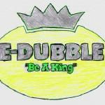 e-dubble - Be A King Cover Art