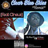 Edmund DaGeneral - Clear Blue Skies (Remix) (Feat. Cineus) Cover Art