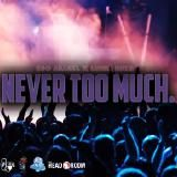eGo Jaleel - Never Too Much Cover Art