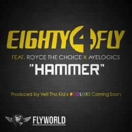 Eighty4 Fly - Hammer (Yellow) Cover Art