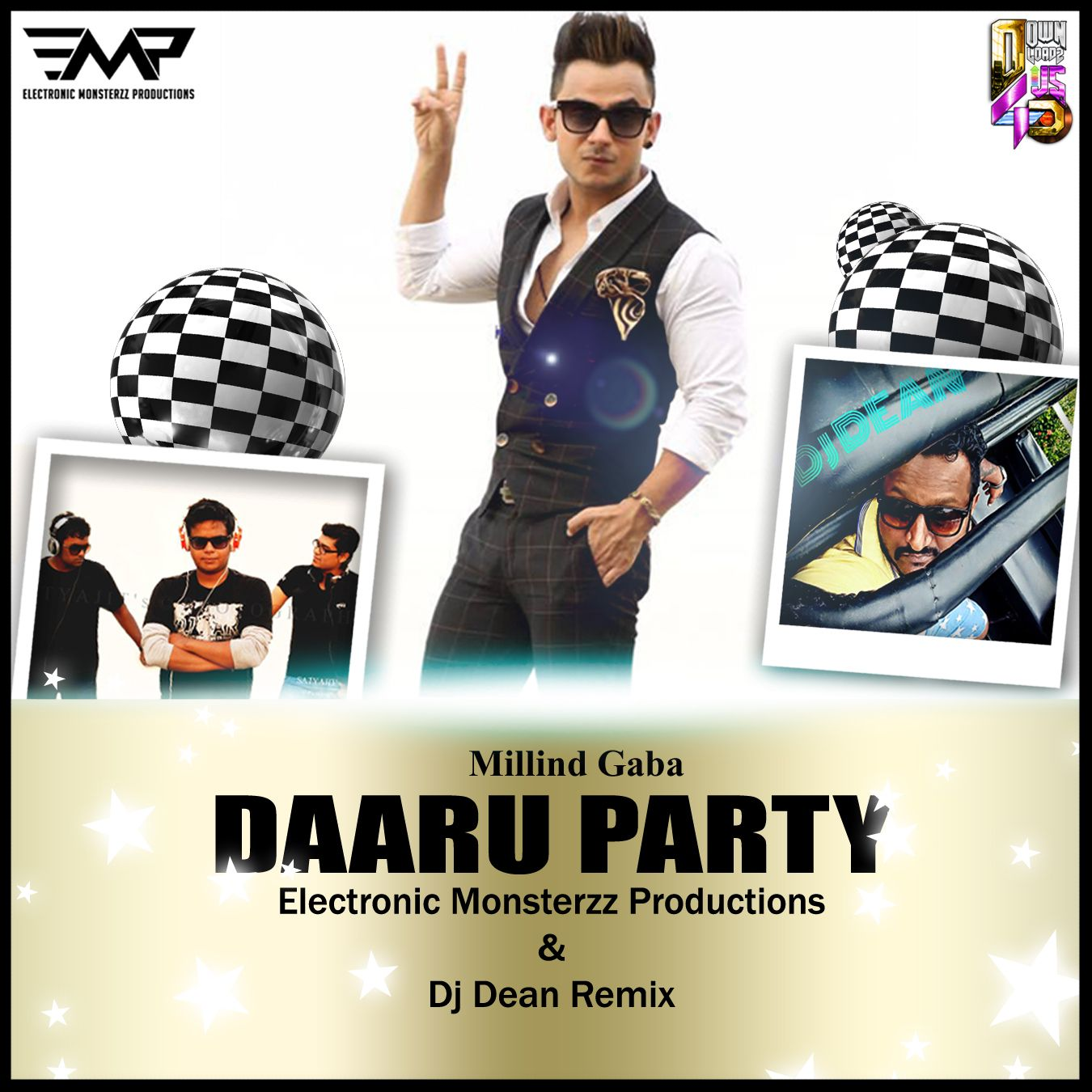 Download Song Daroo Party By Pagalworld: Electronic Monsterzz Productions & DJ Dean