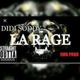 embmusicgroups - La Rage ( version Explicite) Cover Art