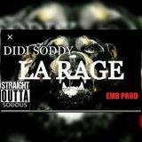 embmusicgroups - La Rage (Audio Haute Qualité) Cover Art