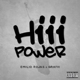 Emilio Rojas - HiiiPoWeR  Cover Art