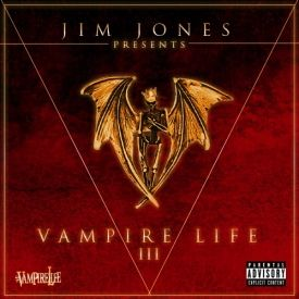 Entergamenet - Jim Jones – Vampire Life 3 Cover Art