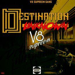 V8 Supreem...(Era, Methali, Mozaya, Vee, Sting, Addi SGP, Jay Blink Supreem, Jozza K) - Destination Unknown Cover Art