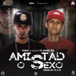 evercfm - Amistad O Sexo Cover Art