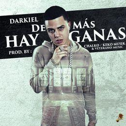 evercfm - De Mas Hay Ganas Cover Art