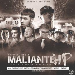 evercfm - Maliante HP (Official Remix) Cover Art