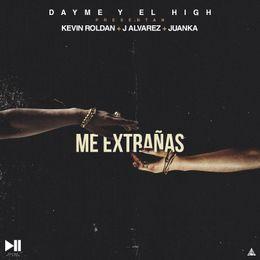 evercfm - Me Extrañas Cover Art