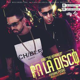 evercfm - Pa La Disco Cover Art