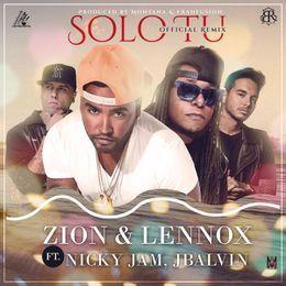 evercfm - Solo Tu (Official Remix) Cover Art