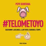 evercfm - Te Lo Meto Yo Cover Art