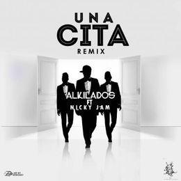 evercfm - Una Cita (Official Remix) Cover Art