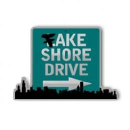 Fake Shore Drive - Turn Up Cover Art
