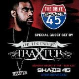 The Legendary Traxster - Traxster's mix on The Drive on Shade 45