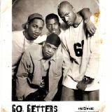 Go Getters (Kanye's 1st Group) - World Record Holders (Kanye's 1st album)