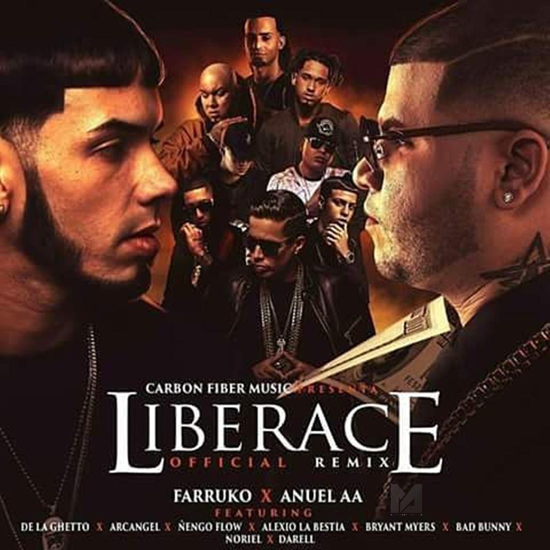 "Arcángel: ""Liberace (Official Remix)"" Ft. Anuel AA"