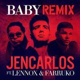Farruko - Baby (Official Remix) Cover Art