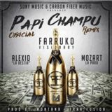 Farruko - Papi Champú (Official Remix) Cover Art