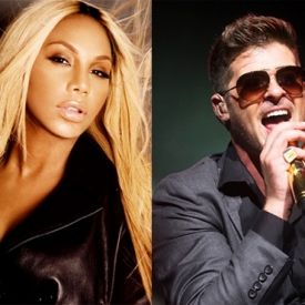 Robin Thicke Ft Tamar Braxton: For The Rest Of My Life (Rmx)