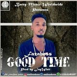 Fazaboss - GOODTIME Cover Art