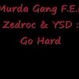 Fboystrap21 - Go hard Cover Art