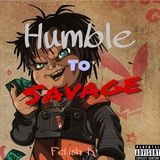 Fetish_K - Humble to Savage Cover Art