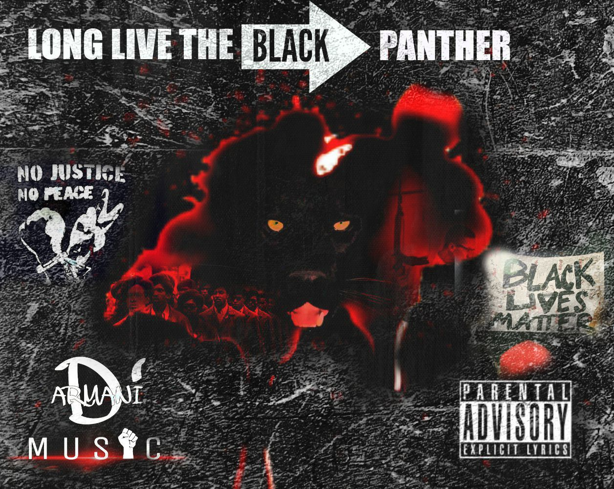 D'Armani - Long Live The Black Panther EP uploaded by ...