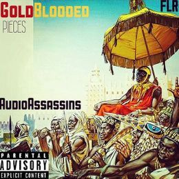 FLRest07 - Gold Blooded [LP] (2015) Cover Art