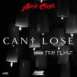 FLXKZ - CANT LOSE Cover Art