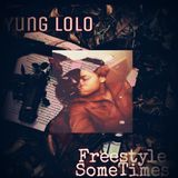 Yung Lolo - Sometimes  Cover Art
