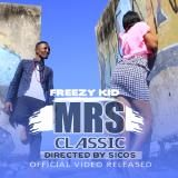 FreezyKid - Mrs Classic Freestyle Cover Art
