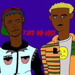 French InHale Mayfield - TAKE NO LOSS Cover Art