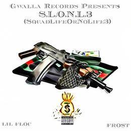 Gwalla Records LLC - S.L.O.N.L 3  Cover Art