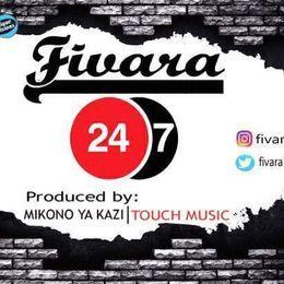 Fivara - 24/7 Cover Art