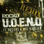 Gangsta Music - U.O.E.N.O. Remix (feat. Future & Wiz Khalifa) Cover Art