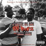 J-Nutty Da Don - 100 Barz and Running Cover Art