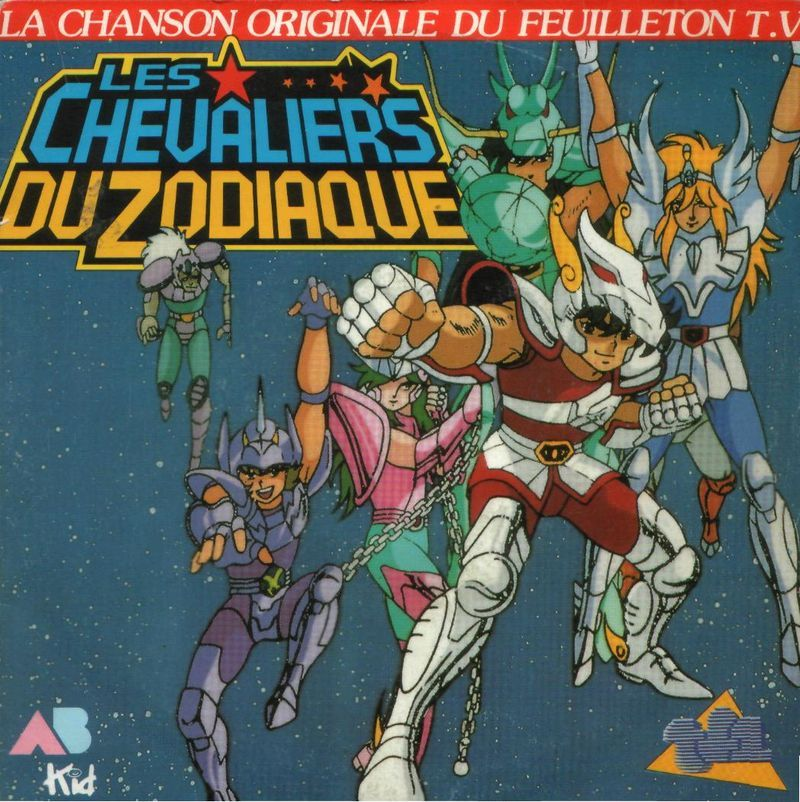 Bernard minet les chevaliers du zodiaque download added by generique dessin anim - Chevalier du zodiaque dessin ...