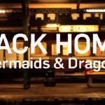 GFCnewyork - Back Home (Mermaids & Dragons) Cover Art