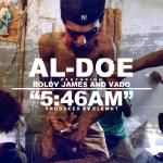 GFCnewyork - 5:46AM feat. Boldy James & Vado (Prod. By Elemnt) Cover Art