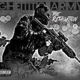 GHETTOARMY - The Retaliation Cover Art