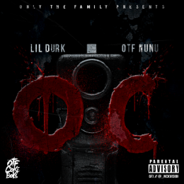GhostZoneMedia - Exclusive: Lil Durk - OC [Feat OTF NuNu]  Cover Art