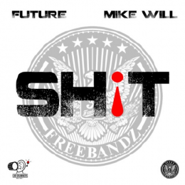GhostZoneMedia - Future - Shit Cover Art