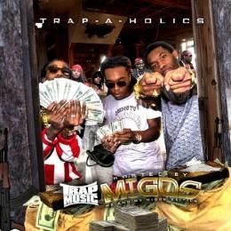 GhostZoneMedia - Migos - 9 On Me [Feat Chief Keef & Ballout] Cover Art
