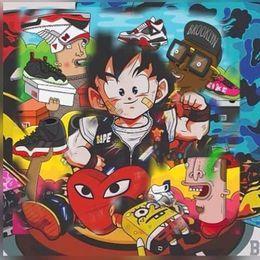 Glo $antana - Danny Phantom Cover Art